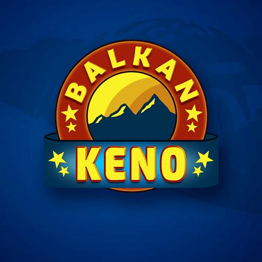 Balkan Keno Virtual Game Idle Screen