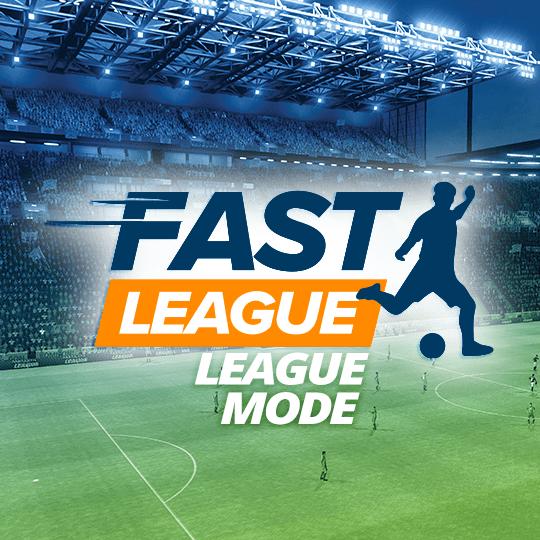 Virtual Football League Mode Virtual Game Idle Screen