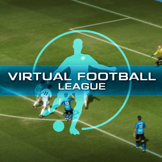 Virtual Football League Virtual Game Idle Screen