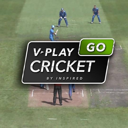 On-Demand Virtual Game Virtual Cricket Intro Screen