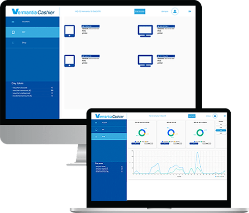 Backend Solution Cashier by Vermantia