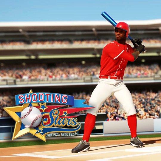 Virtual Baseball Virtual Game Idle Screen