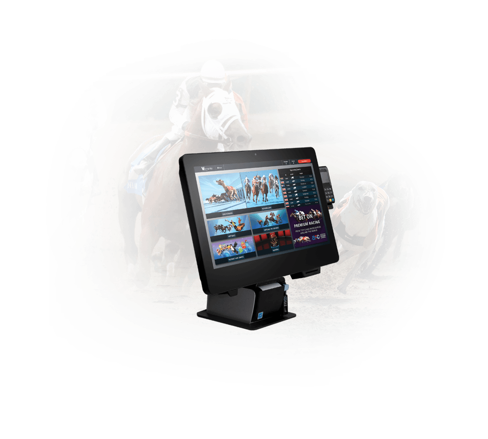 Self-Service Betting Terminal FLAVOR by Vermantia