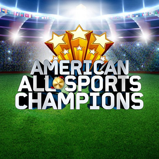 American All Sports Instant Win Game Idle Screen