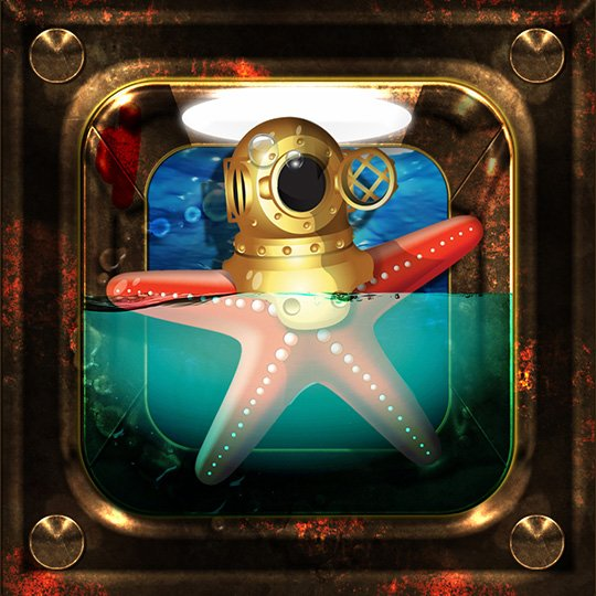 Star Fish Instant Win Game Idle Screen