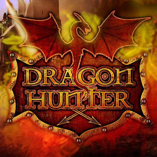 Dragon Hunter Instant Win Game Idle Screen