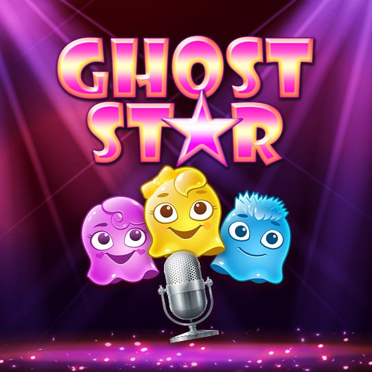 Ghost Star Instant Win Game Idle Screen