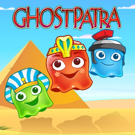 Ghostpatra Instant Win Game Idle Screen