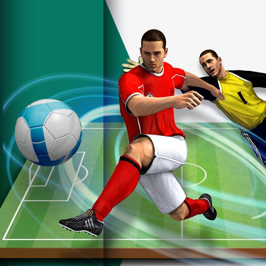 Fantastic League in Single Mode Virtual Game Idle Screen