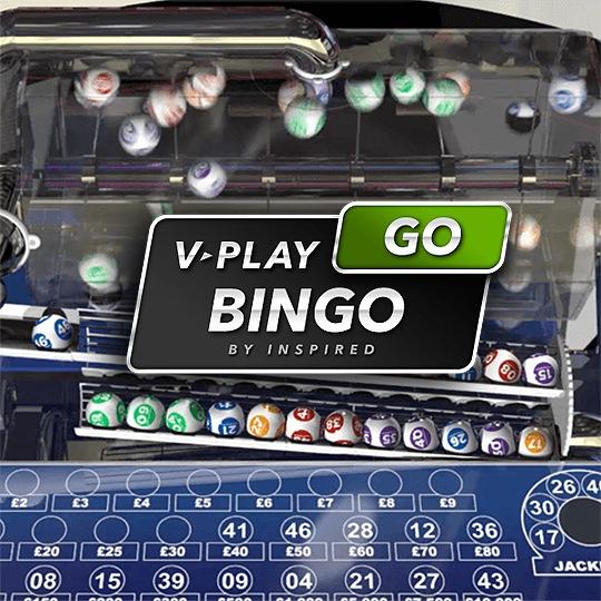 On-Demand Virtual Game Virtual Bingo Intro Screen