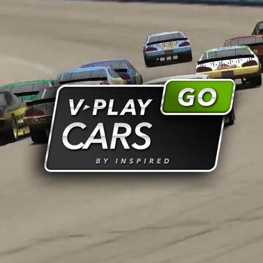 On-Demand Virtual Game Virtual Cars Intro Screen