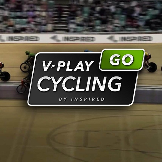 On-Demand Virtual Game Virtual Cycling Intro Screen