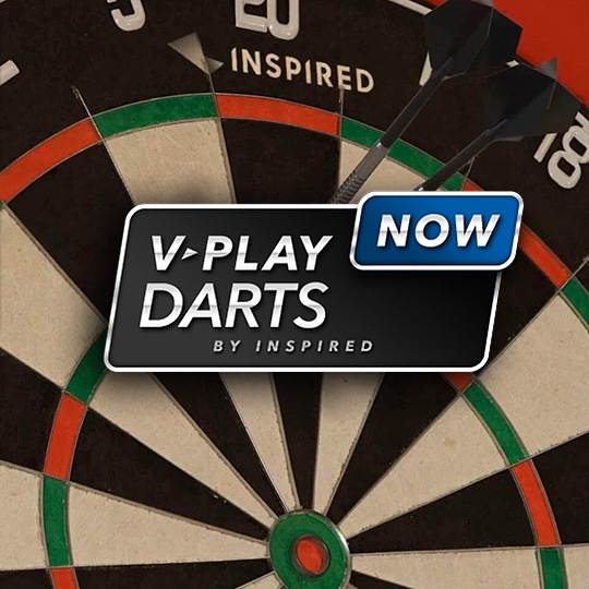 On-Demand Virtual Game Virtual Darts Intro Screen