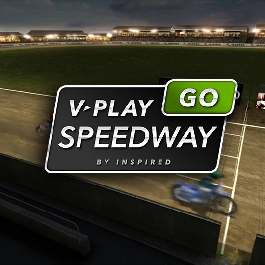 On-Demand Virtual Game Virtual Speedway Intro Screen