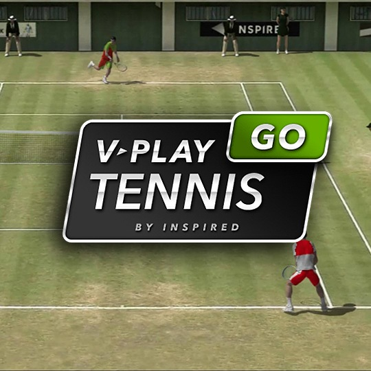 On-Demand Virtual Game Virtual Tennis Intro Screen