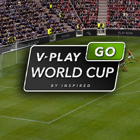 On-Demand Virtual Game Virtual World Cup Intro Screen