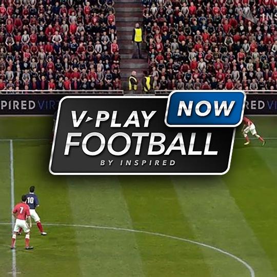 On-Demand Virtual Game Virtual Football Intro Screen