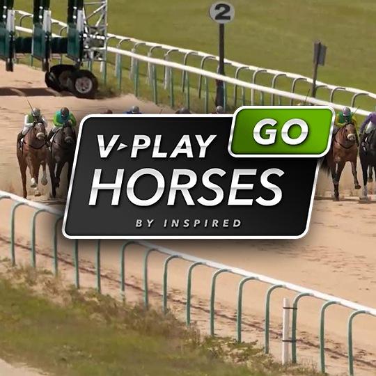 On-Demand Virtual Game Virtual Horses Intro Screen
