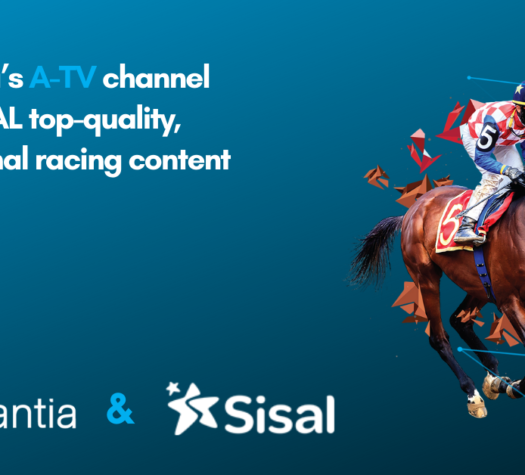 SISAL goes live with Vermantia's global racing channel