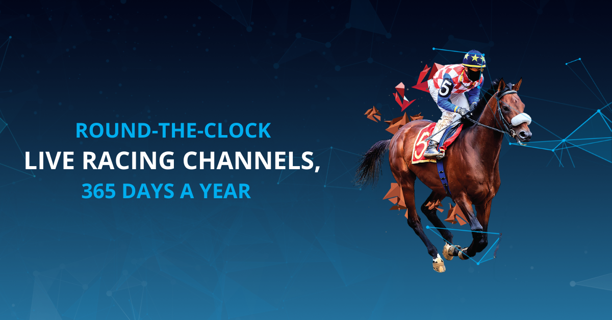 A-TV Horse Racing Channel for the Italian market by Vermantia