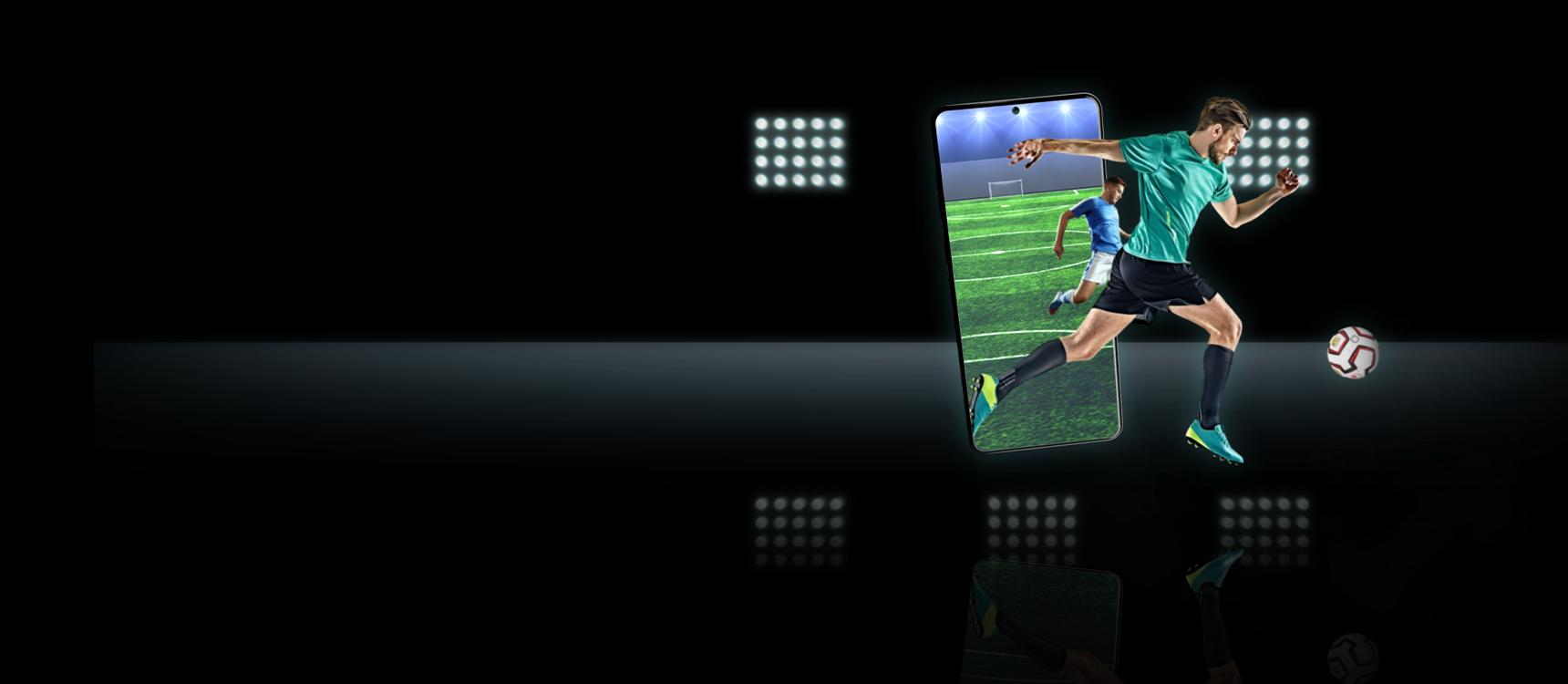 Mobile-optimised Virtual Football League | Vermantia